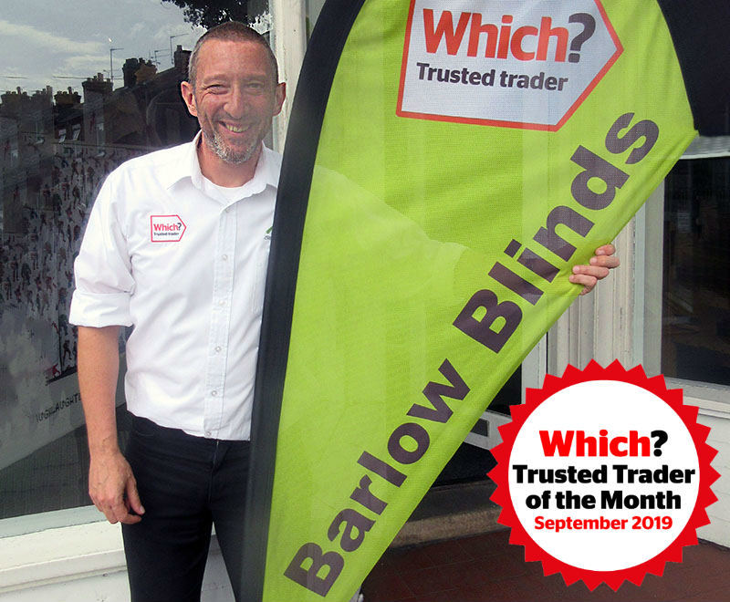 Phil Coleman, managing director of Barlow Blinds