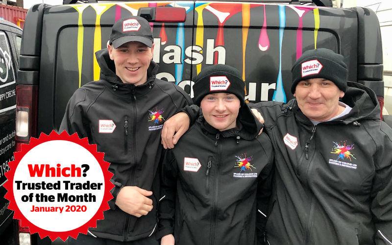 The Splash of Colour team