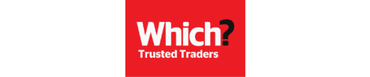 Full trusted traders red logo