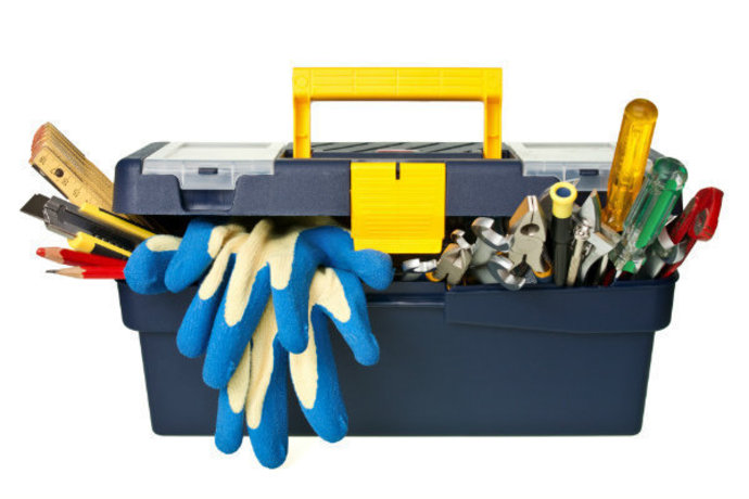 Full rbp toolbox white background