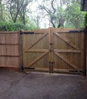 Square thumb bespoke gate making service