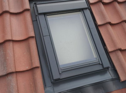 Primary thumb new roof concrete pantiles with velux  7