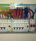 Square thumb consumer unit upgrade 1