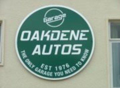 Primary thumb oakdene logo