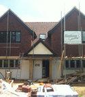Square thumb scaffolding
