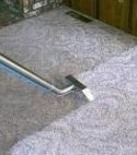 Square thumb carpet cleaningwand