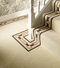 Square thumb bronte carpet stairs