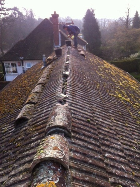 Hellings Brothers Roofers In Banstead Surrey