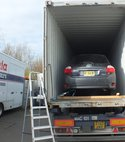 Square thumb import cars to west midlands