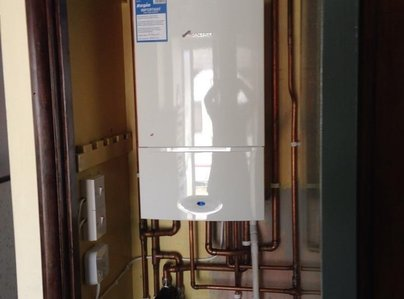 Primary thumb remove tanks and install new worcester bosch combi in its place  8 year warranty