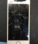 Square thumb broken iphone