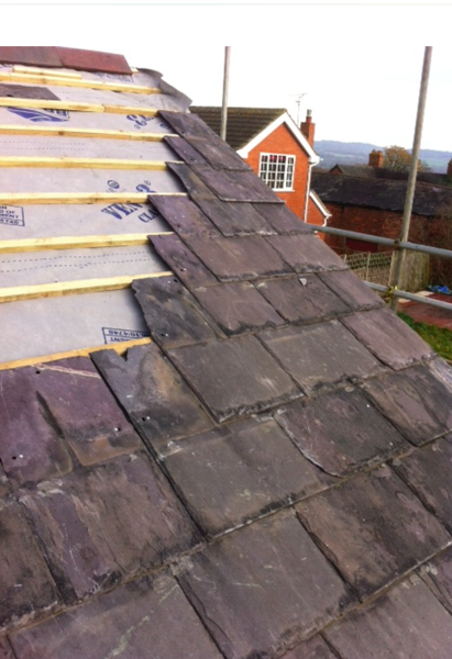 P M Harris Roofing And Joinery Services Roofers In North