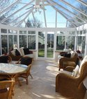 Square thumb mini aluminium conservatory built by hazlemere conservatories in high wycombe  bucks