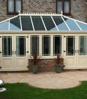 Square thumb cream conservatory