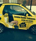 Square thumb london boiler company smart car