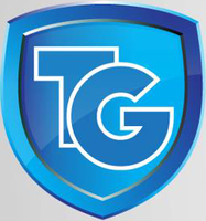 Profile thumb trustguard shield logo