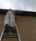 Square thumb ladder