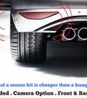 Square thumb parking sensors fitted jpg
