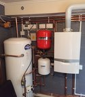Square thumb 6 unvented hot water system