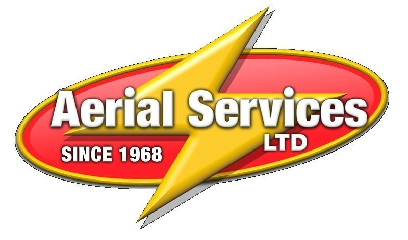 Gallery large aerial services logo