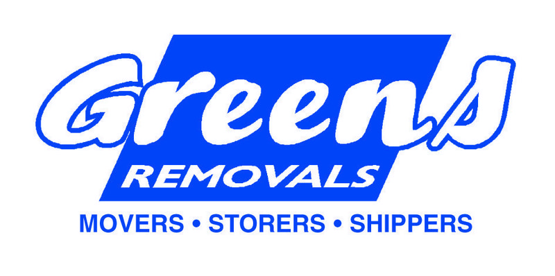 Gallery large greens logo white