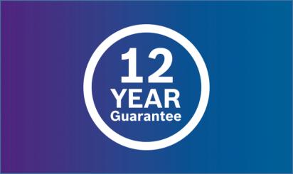 Gallery large 12 year guarantee  x245