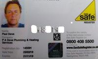 Profile thumb gas gard 1 li