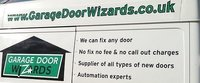 Profile thumb van logo garage door wizards