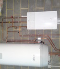 Square thumb west dryaton 30 cdi system and 250l oso