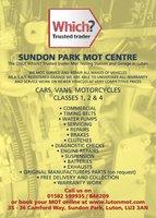 Profile thumb sundon park mot centre leaflet 1 a5 v2 2