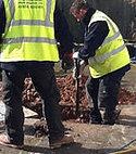 Square thumb home pod drain repairs