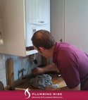 Square thumb boiler installation north london
