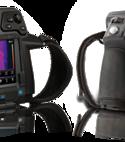 Square thumb thermal imaging camera