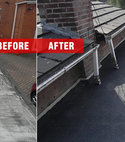 Square thumb felt roof repair leicester