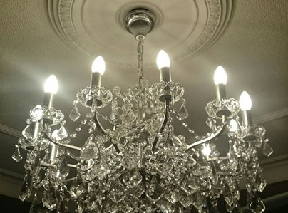 Primary thumb vk   dining room chandelier