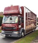 Square thumb homebox lorry