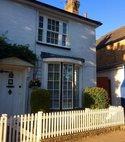 Square thumb sash victorian cottage bushey