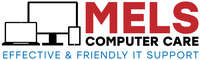 Profile thumb mels computer care logo