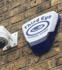 Square thumb cctv and bellbox   30a