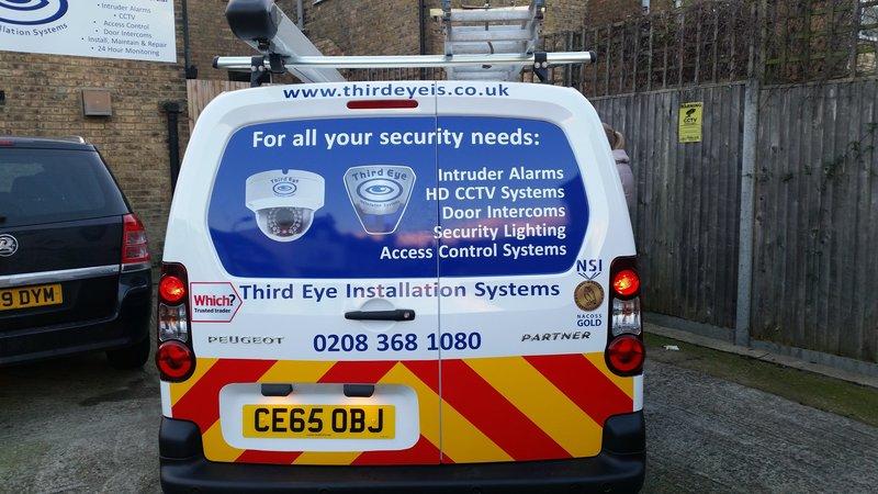 Third Eye Installation Systems Ltd Security Equipment Suppliers