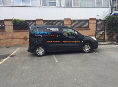 Primary thumb nortons heating van photo