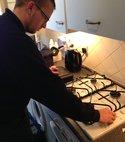Square thumb cooker   hob repairs