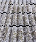 Square thumb asbestos roofing sheets
