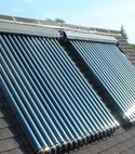 Square thumb solar thermal