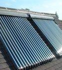 Square thumb solar thermal