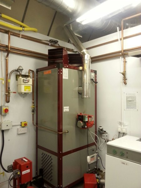 Gas And Air Technology Ltd Boiler Central Heating And