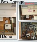 Square thumb fuse box replacement