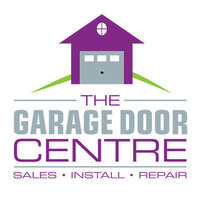 Profile thumb the garage door centre logo