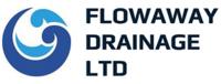 Profile thumb flow away logo