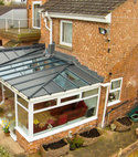 Square thumb livinroof ultraframe